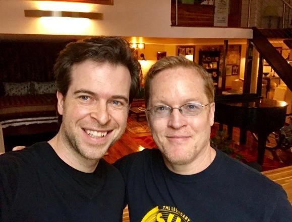 Paul & Greg